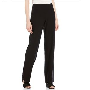 Eileen Fisher Pull-on Straight Leg Essentials Pant